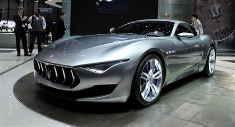 maserati sports car 2016 carscoops maserati concepts