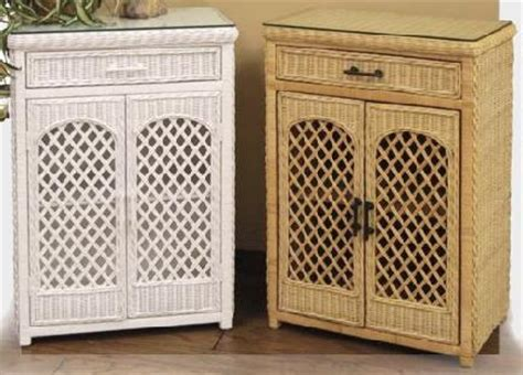 Wicker Bathroom Cabinet Wicker Shelves Wicker Bathroom Storage