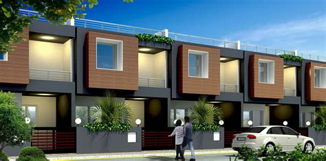 elevation image of surya lucknow surya row