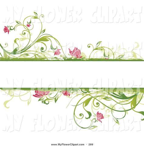 flower border tattoo floral border clip art google search tattoo