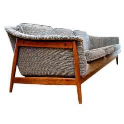 Mid Century Modern Furniture Dux Danish Modern Mid Century Sofa At 1stdibs