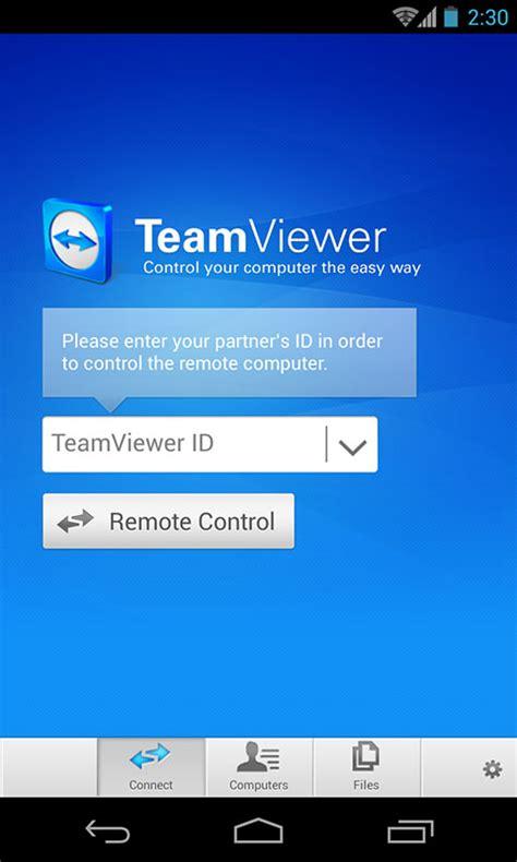 Teamviewer Apk | teamviewer quicksupport umożliwi zdalną obsługę urządzeń z