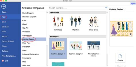 design clothes software for mac design fashion on mac