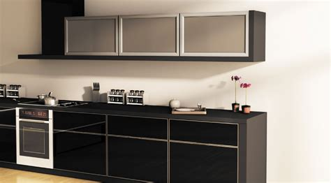 Kitchen Cabinet Doors With Glass Inserts aluminum frame siena 171 aluminum cabinet doors