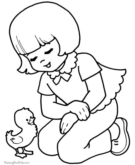Free Coloring Pages Online Coloring Book Pages Coloring Childrens Colouring Pages Free