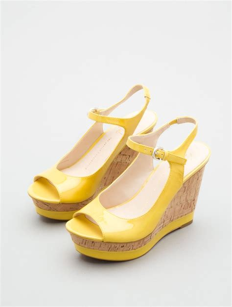 Sneaker Wedges Yellow Trendy Elegan safari by franco sarto shoes sandals lori s designer shoes the sole of chicago shoe
