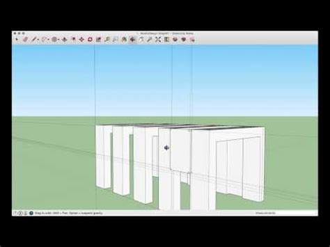 booth design youtube sketchup make tutorial a simple booth design youtube