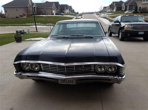 black 4 door 1967 chevy impala 1967 impala 4 door autos post