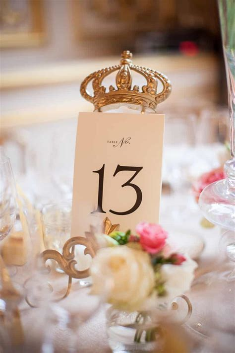 Guide to Creating Your Royal Themed Wedding   Love & Lavender