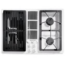 Kitchenaid Stovetop Grill Kitchenaid Kgcu462vss Pro Style 174 36 Quot Gas Cooktop Plus