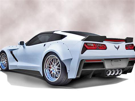 wide kit corvette 2015 corvette with wide kit autos post