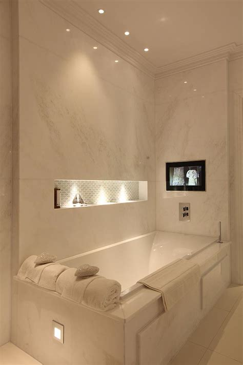 Bathroom Led Lighting Ideas Bathroom Lighting Ideas Homebuilding Renovating