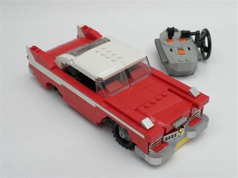 Bricks Ausini 20109 Remote Car remote controlled plymouth fury the brothers brick the brothers brick