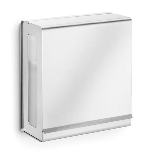 bathroom paper towel dispenser bathroom accessories blomus nexio modern paper towel
