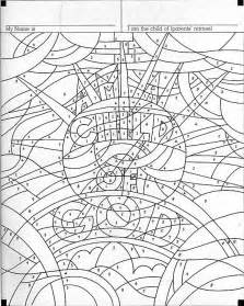 i am a child of god coloring page i am a child of god color by number sud