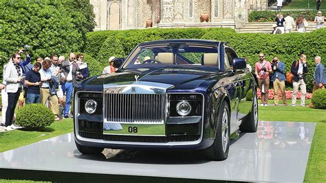the 12 9 million rolls royce sweptail new orleans