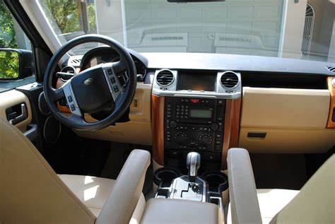 Land Rover Lr3 Interior by 2008 Land Rover Lr3 Interior Pictures Cargurus
