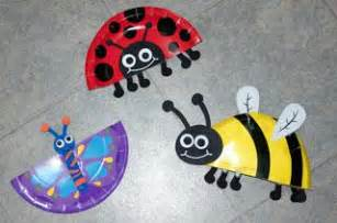 Paper plate bug crafts get your kiddos excited about the unit with