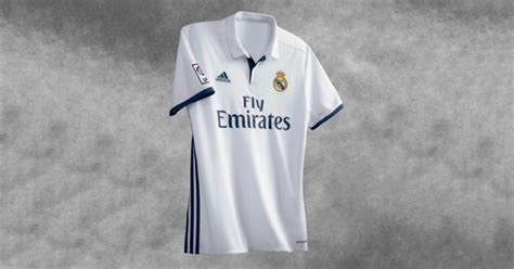 Jersey Murah Prematch Real Madrid White 2016 real madrid new shirts and kits for 2016 17