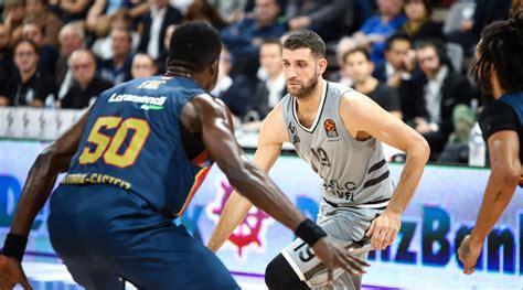 Basket Ball L Asvel Retrouve La Victoire Face 224 Vitoria