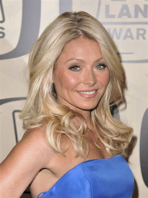 back of kelly ripa hair 1000 images about qvc on pinterest dean o gorman hair