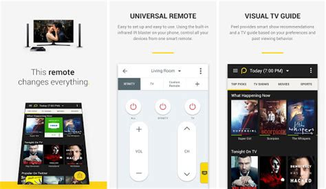 peel remote apk peel universal remote tv guide apk android v8 3 6