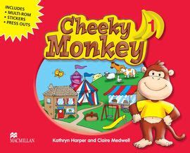 cheeky monkey 1 pupils book librera online troa comprar libro