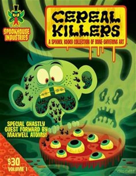 Tr3s Cereal Killer Cereal Killer killer cereals on cereal boxes cereal killer and breakfast cereal