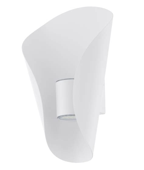 outdoor up and wall light curved led outdoor up and wall light