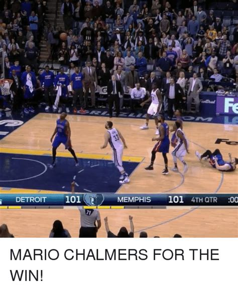 Mario Chalmers Meme - funny mario chalmers memes of 2017 on sizzle career