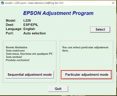 epson resetter free download l220 epson resetter adjustment program software waste inkpad