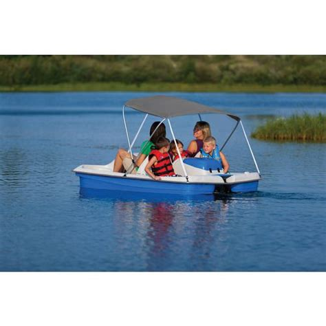 pedal boat academy sun dolphin water wheeler asl electric pedal boat with