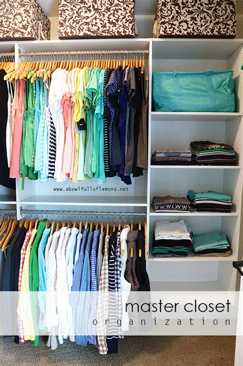 Kitchen Cabinets Organization Ideas home organizing challenge week 12 master closet a bowl