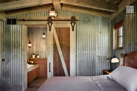 Tin Door Decorations bedroom design ideas with barn door home design garden