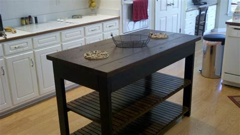 homemade kitchen island plans diy kitchen island plans the clayton design how to