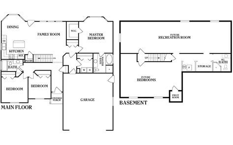 cascade floor plan cascade copper creek homes eastern idaho home builders