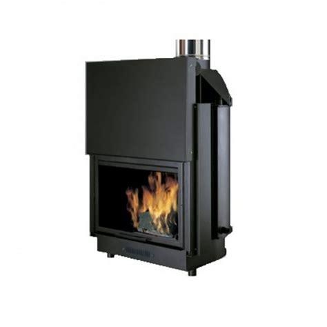 ctm camini termocamino cheap termocamino a legna ctm kw major tondo