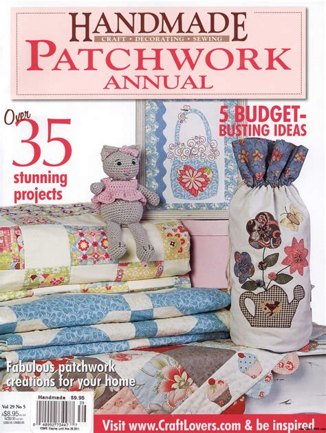 Handmade Home Magazine - handmade vol 29 no5 2011 home magazine hobbies