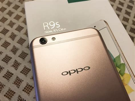 Buzzer Oppo R9s Original oppo introduces the r9s and r9s plus with up to 6gb of ram