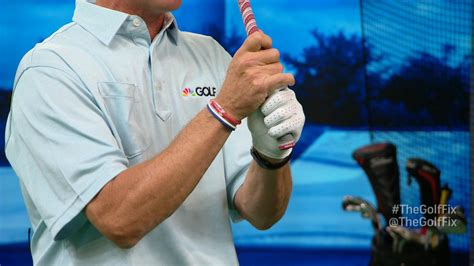 golf swing grip pressure how to hit woods off the fairway with martin hall golf