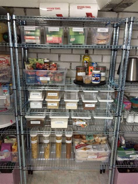 ikea pantry shelving google search pantry pinterest organize basement pantry storage with ikea omar