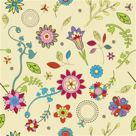 wallpaper bunga lucu lucu bunga wallpaper pola pola vektor vektor gratis
