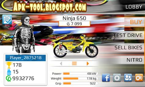 game drag race bike mod indonesia apk drag racing mod motor indonesia v2 apk mod terbaru 2017