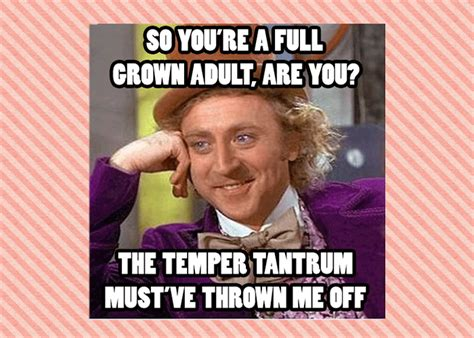 Tantrum Meme - quot i hate rws quot discussionist