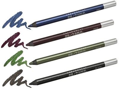Davis Eye Shadow Pensil 15 Color decay 15th anniversary 24 7 glide on eye pencils set caked in make up