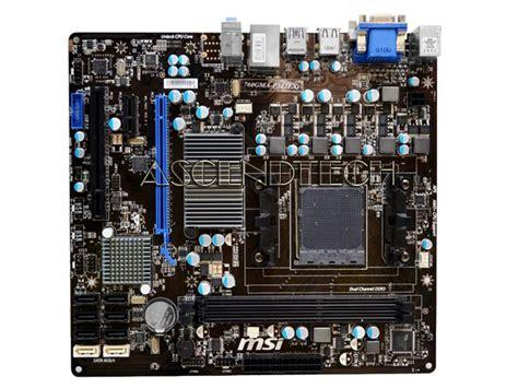 Mainboard Motherboard Am3 Ddr3 Proci Athlon X2 34 Ghz amd ddr3 760gma p34 fx msi 760gma p34 fx am3 amd motherboard
