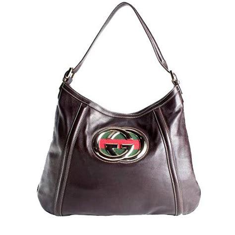Gucci Gucci Britt Handbag gucci leather britt hobo handbag