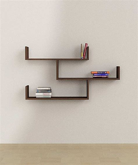 home design interior interesting modern shelf design