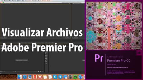adobe premiere pro basics visualizar archivos adobe premier pro cc escape digital