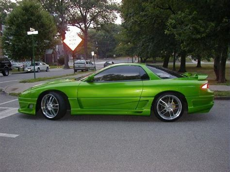 pink mitsubishi 3000gt image gallery 3000gt green